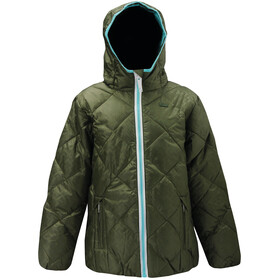 2117 Floby Jacket Eco Street Kids army green